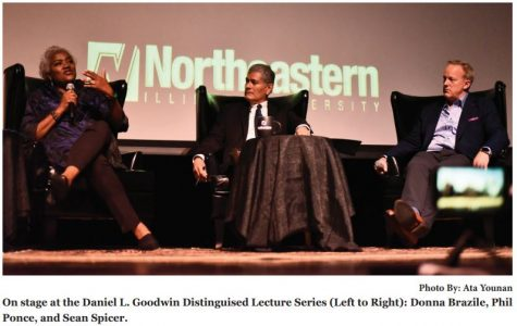 Distinguished lecture series: Politics, the press and the presidential election