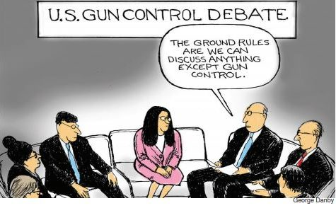 Shooting down gun law misconceptions