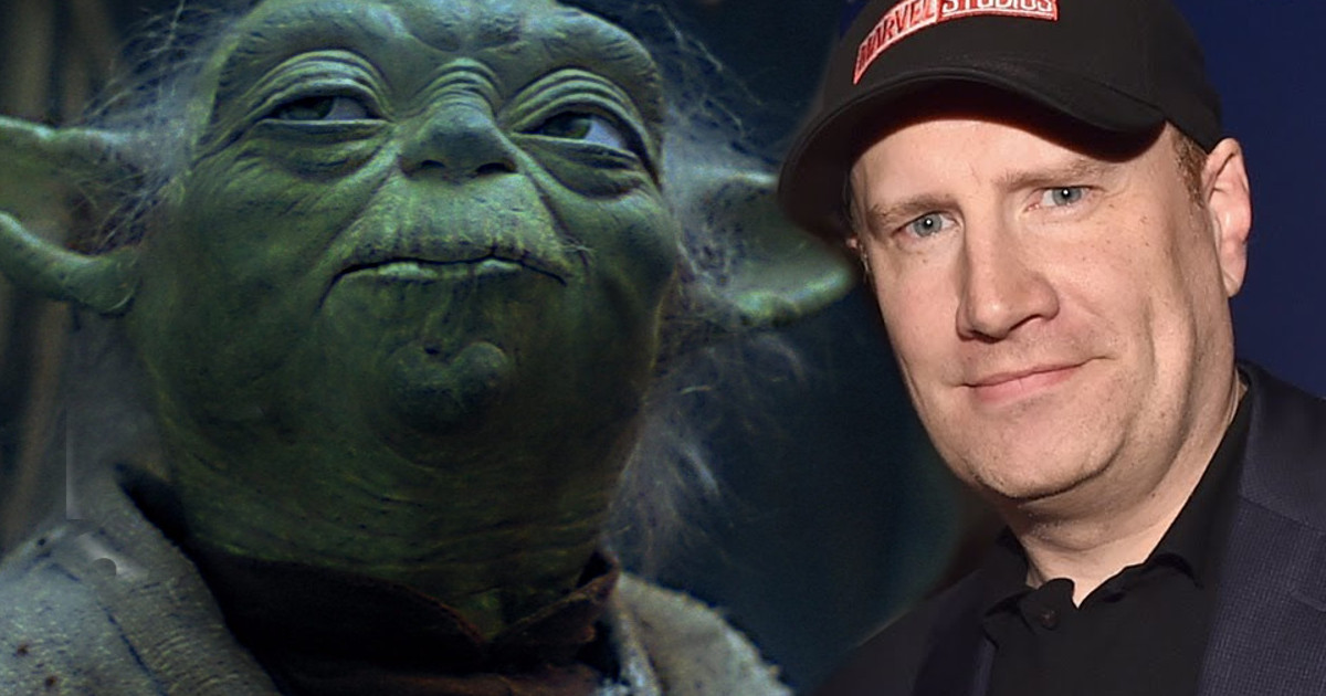 Kevin Feige joining Lucasfilm