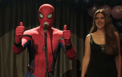 Spider-Man back in the MCU