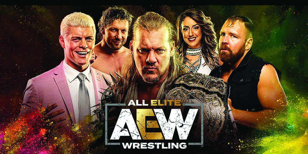 AEW Dynamite premiered Wednesday on TNT | Photo by: AEW/Revenge of the Fans
