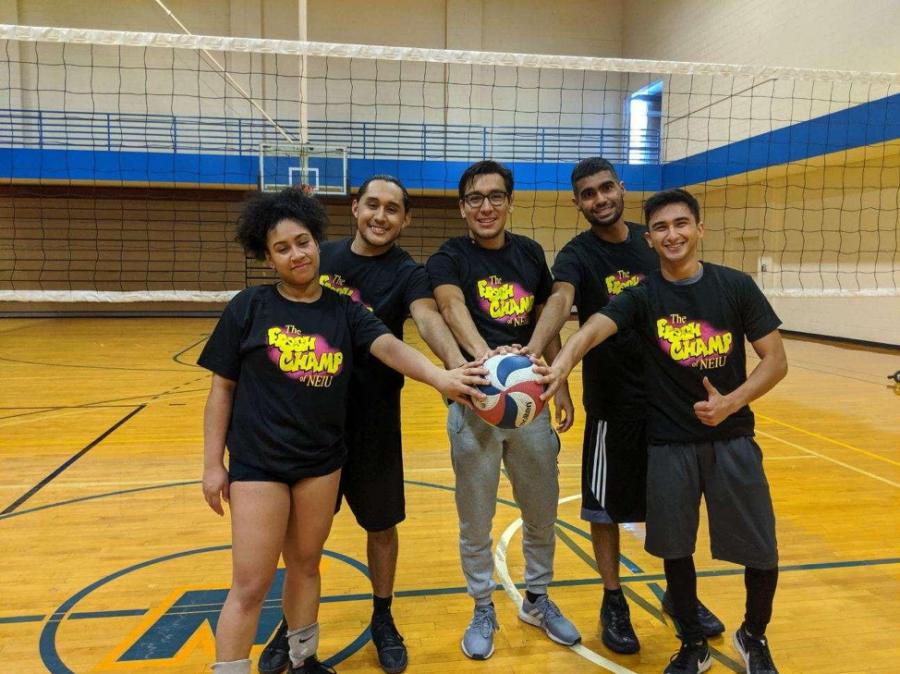 Intramural+Volleyball+Tournament