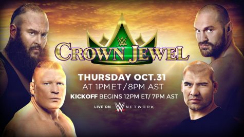 WWE Crown Jewel match card and predictions