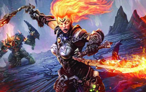Fury in DarkSiders III | Photo by: THQ Nordic