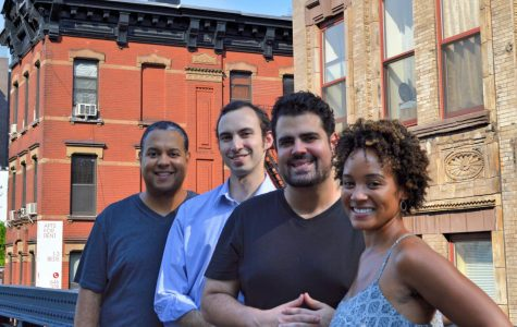 The Harlem Quartet impresses at Jewel Box