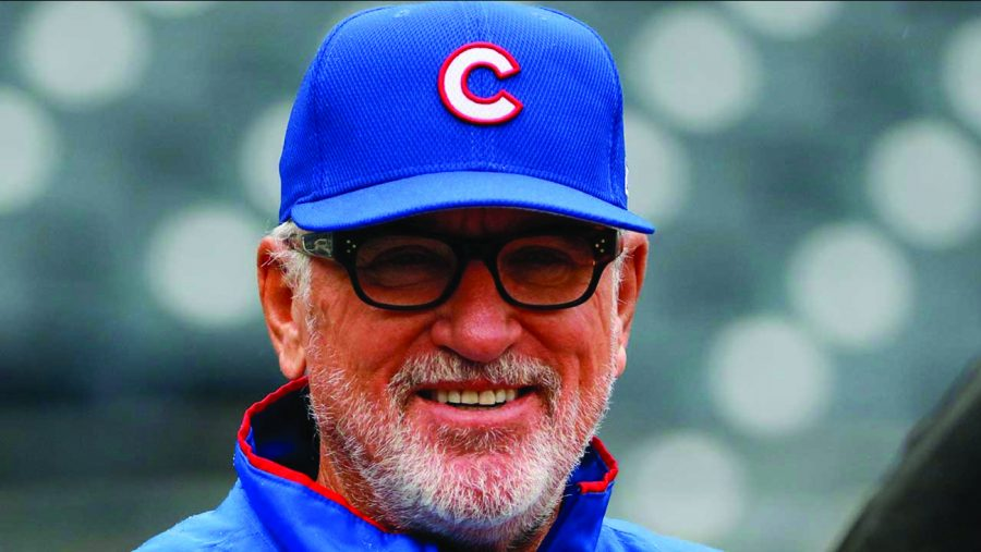 Joe Maddon heads to the Los Angeles Angels | Photo by: Gene J. Puskar