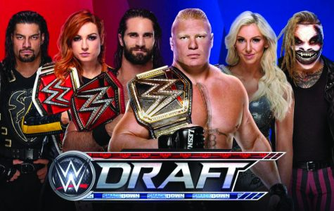 WWE splits their roster after Smackdown's move to FOX | Photo by: CBSSports.com