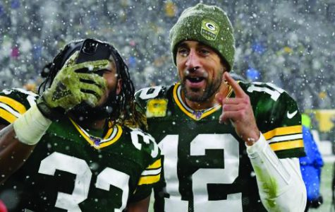 Aaron Rodgers Caption: Aaron Rodgers has spearheaded the Packers resurgence | Photo by: NBCSports