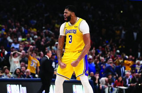 Anthony Davis teases signing with the Bulls