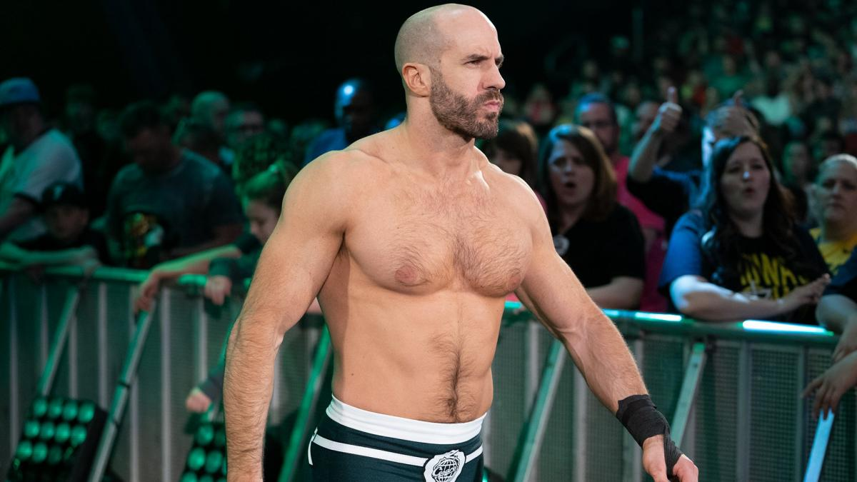 Cesaro is one of the best wrestlers in the entire world | Photo by: WWE.com