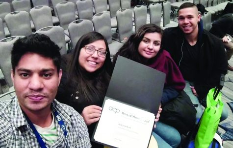 Independent wins fourth place at the national media convention