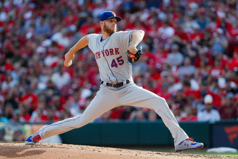 The Chicago White Sox miss out on Zack Wheeler, their top free agent target | Photo by: Forbes