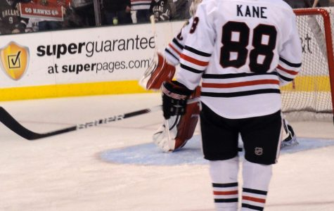 Patrick Kane scores his 1,000 points, all in a Blackhawks uniform | Photo courtesy of Wikimedia Commons