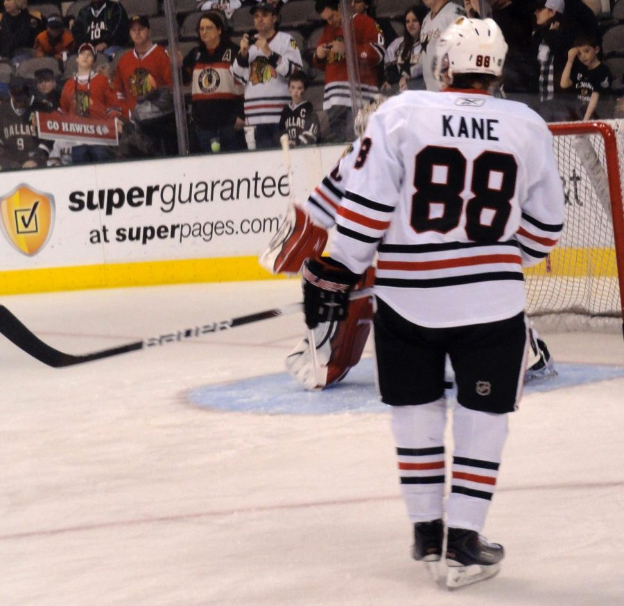 Patrick Kane 90th player to 1,000 points