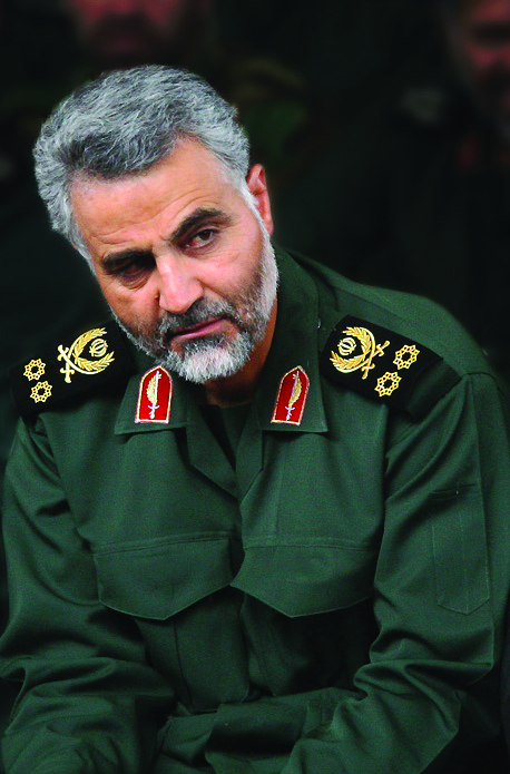Killing of an Iranian major general