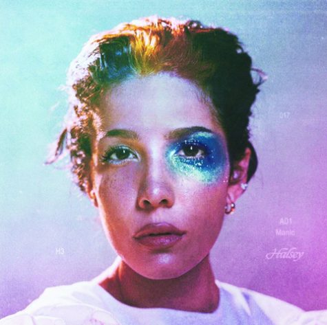 Manic sounds of Halsey