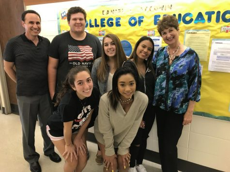 Highschool students experience  College of Education