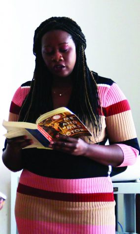 The 82: A reading by Julie Iromuanya