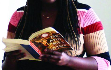 Iromuanya is a novelist and former English professor at NEIU.