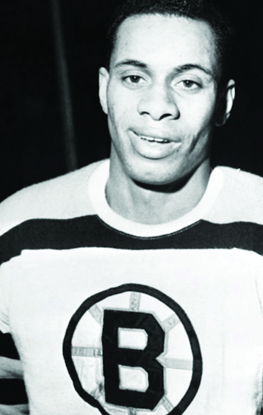 Black Athlete Spotlight: The legend of Willie O'Ree - The ...