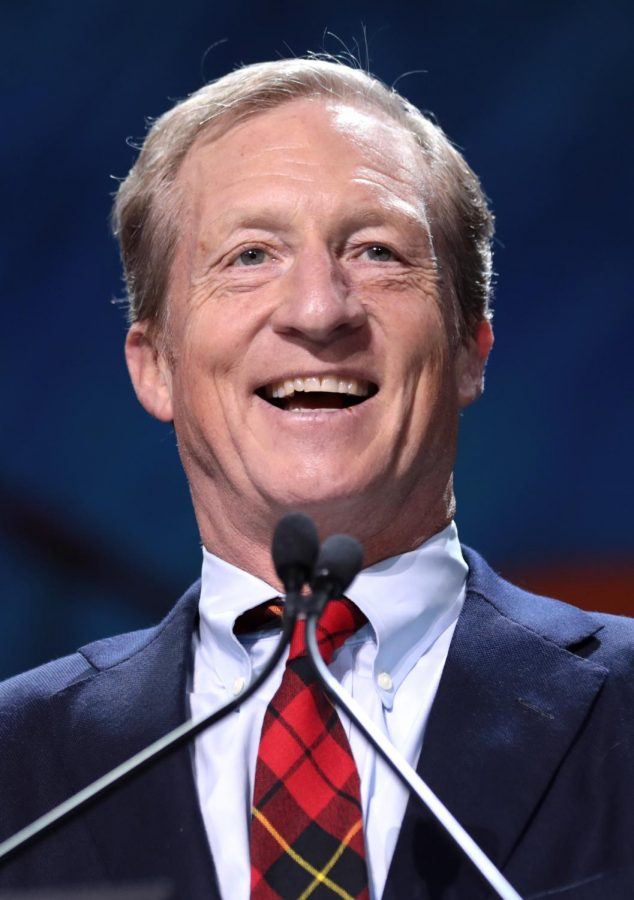 BREAKING: Tom Steyer drops out of Democratic primary