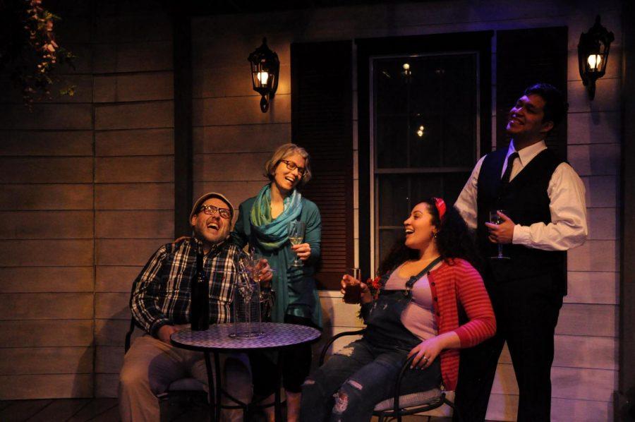 NEIU's Stage Center Theater Presents: 'Native Gardens'