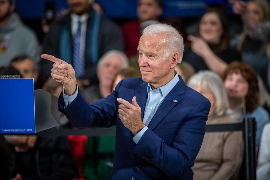 BREAKING: Joe Biden projected to win Illinois Democratic primary