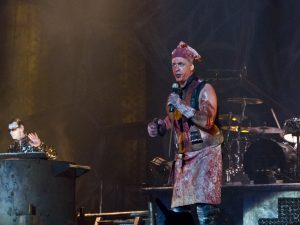 BREAKING: Rammstein lead singer spent night in ICU, tests negative for coronavirus