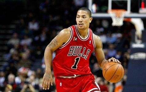 The rise, fall and resurrection of Derrick Rose