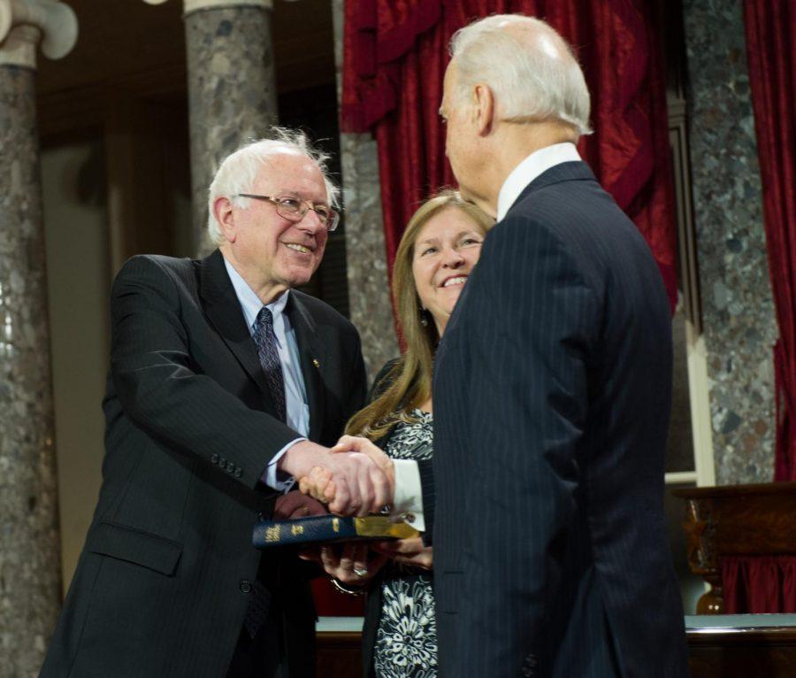BREAKING: Bernie Sanders endorses Joe Biden for president