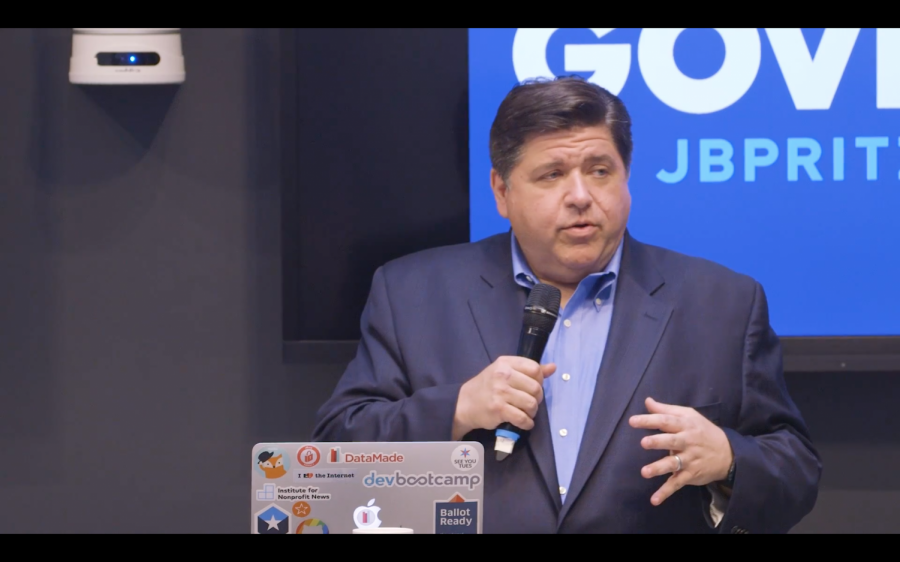 'Workers and their families are hurting'; J.B. Pritzker announces $25 million infrastructure grant