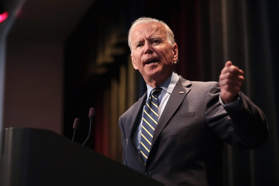 """President Biden's First 100 Days: """"And He's Off & Running"""""""