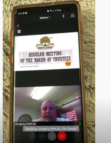 This video was taken of the February 17, 2021 meeting of the Board of Trustees of the Oakley Union Elementary School District, located in Oakley, California.