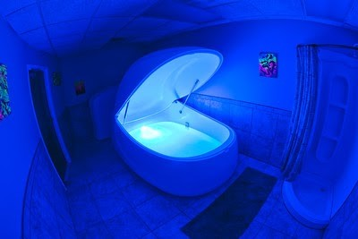 Opinion: Finding Solace in Sensory Deprivation