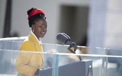 Amanda Gorman recites her inaugural poem,