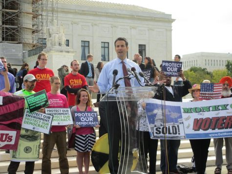 U.S. Rep. John Sarbanes of Maryland by Public Citizen is licensed under CC BY-NC-SA 2.0